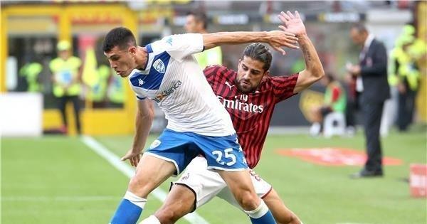 فاز ميلان على بريشيا في الجولة الثانية من الدوري الإيطالي,انتهى اللقاء ، في ميلانو ، بنتيجة 1-0 لصالح الفريق المضيف.