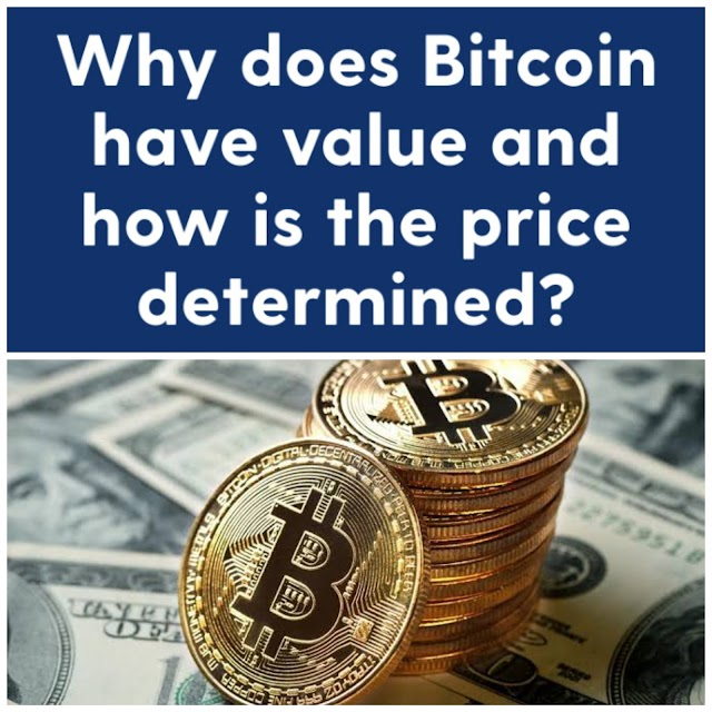 Why  does  Bitcoin price change so often, and how is the price determine