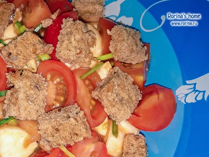быстрый салат на ужин с фасолью и помидорами: пошаговый рецепт