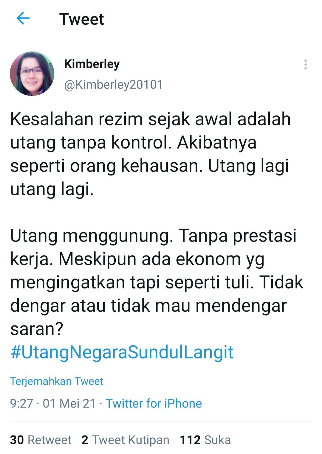 Utang-Negara-Sundul-Langit-Trending-Netizen-Sindir-Jokowi-Utang-Menggunung-Tanpa-Prestasi-Kerja-Bego-to-the-Max