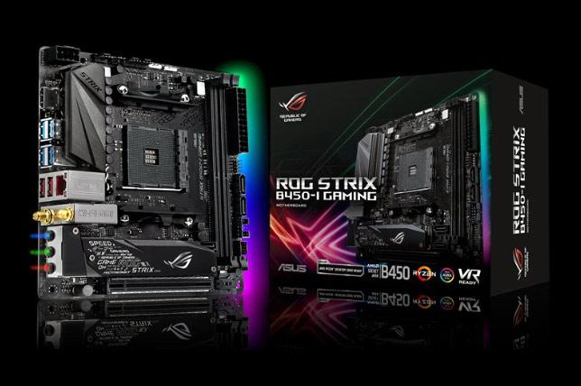 Análisis ASUS ROG STRIX B450-I Gaming