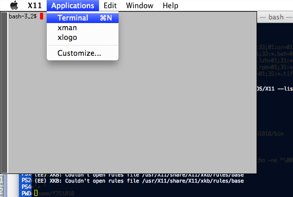 Xhost Unable To Open Display Mac