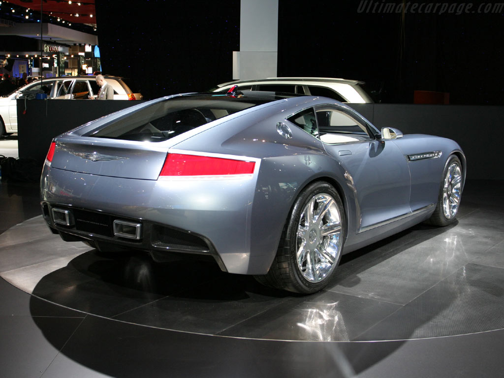 Modified Cars Chrysler Firepower