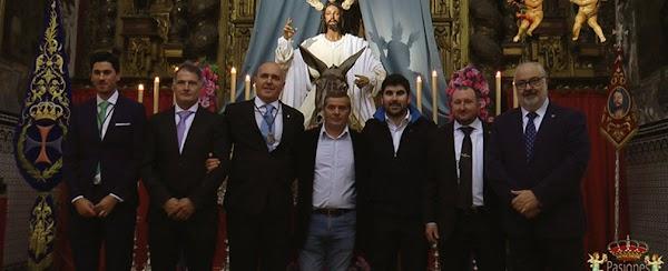 Javier Aguilar es el nuevo presidente del Consejo de Hermandades y Cofradías de Utrera para los próximos 4 años