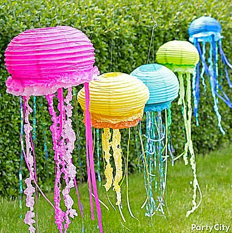 Jellyfish Garland