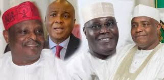 2019: Those Who Will Determine PDP Presidential Candidate