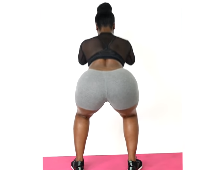 If you want great thighs and a great butt, you need to take your squatting seriously