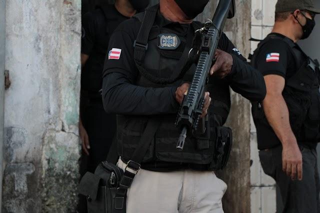 Envolvido em chacina no Espírito Santo em 1997 é preso em Porto Seguro