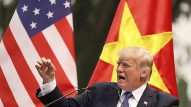 Η Κίνα απειλεί τώρα να ρίξει στο καναβάτσο τον Τραμπ