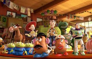 Toy Story 3, cine y series