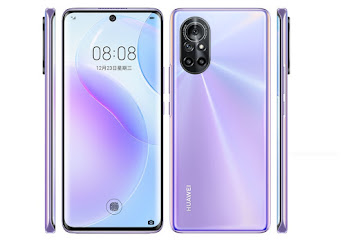 مواصفات نوفا 8 Huawei nova 8 5G هواوي نوفا 8 Huawei nova 8 5G الإصدار : ANG-AN00