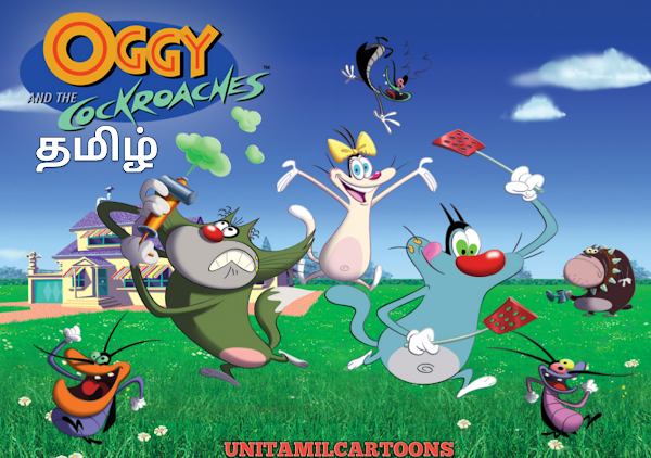 Oggy And The Cockroaches Episodes In Tamil