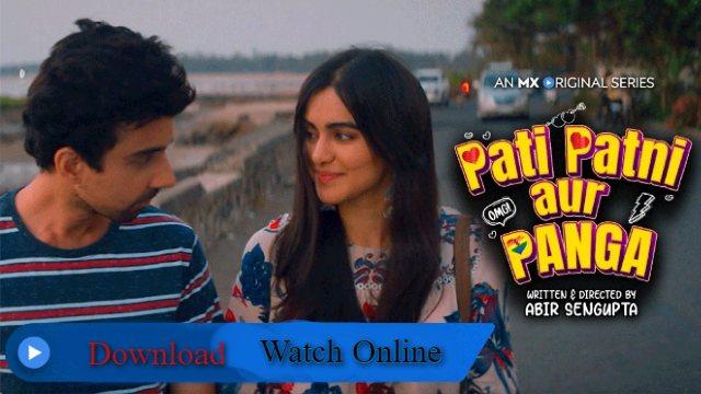 Pati Patni Aur Panga Web Series Download & Watch Online Free