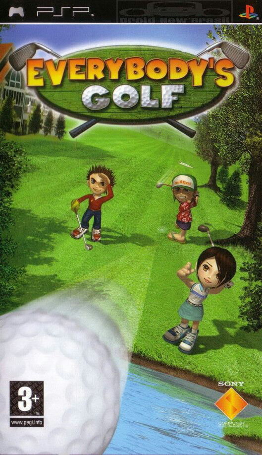 Download Everybody's Golf Eropa PSP [CSO/ISO]