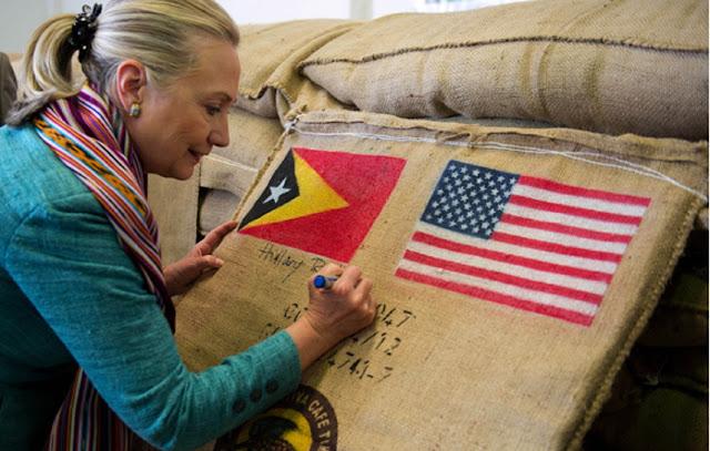 Dokumen CIA Ungkap Amerika 'Dalang' Lepasnya Timor Leste