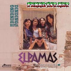 Elpamas - Dinding Dinding Kota (1989) Album cover