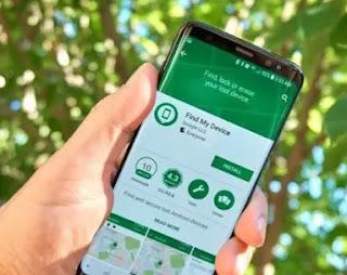 melacak nomor handphone menggunakan aplikasi google find my device