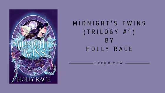 Midnight's Twins by Holly Race