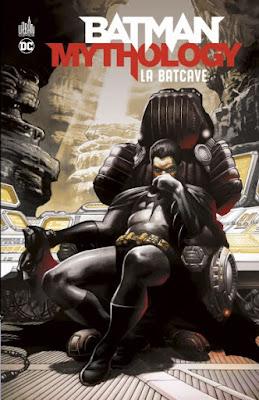 Btaman Mythology La Batcave BD Comics CINEBLOGYWOOD