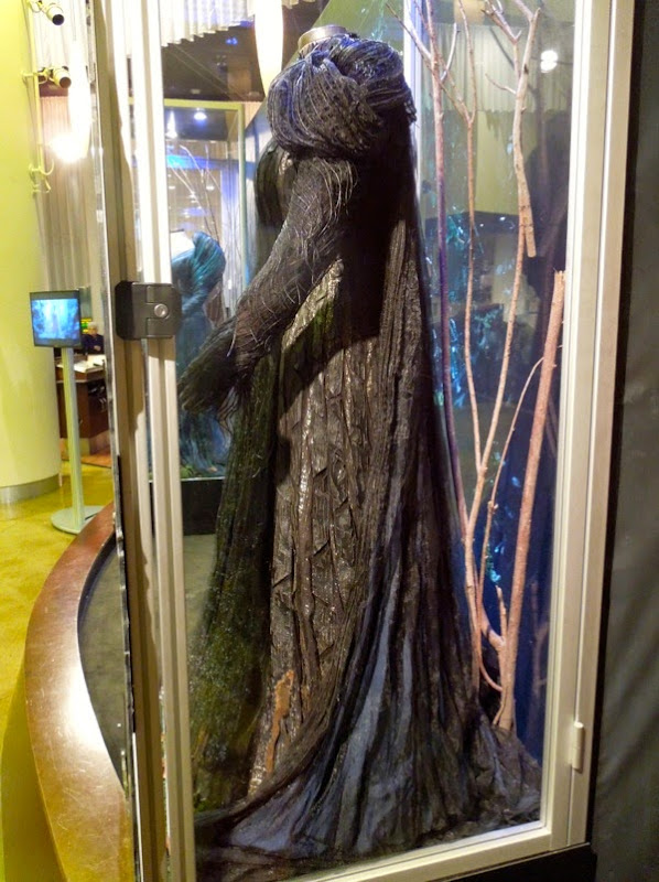 Into the Woods Witch film costume