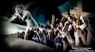 Resultado de imagen para Marcos 8,34-9,1
