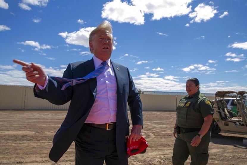 Trump Tidak Mau Afganistan Menjadi Laboratorium Teror