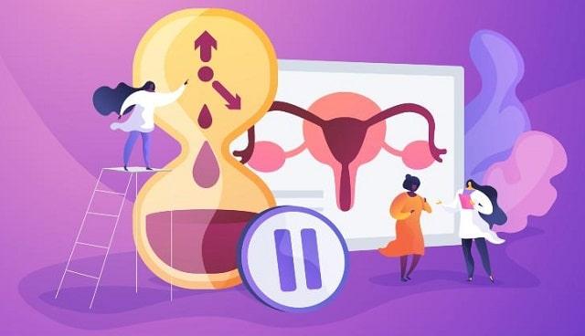 perimenopause age menopause symptoms