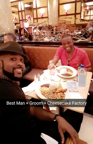 GOSSIP: Banky W Confirms He Is Tunde Demuren's Best Man