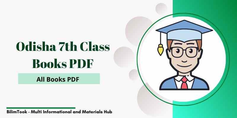 Odisha Class 7th All Textbooks PDF Download 2021