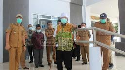 Helmi Hasan Akan Sulap Gedung Balai Adat Menjadi Bank BPRS