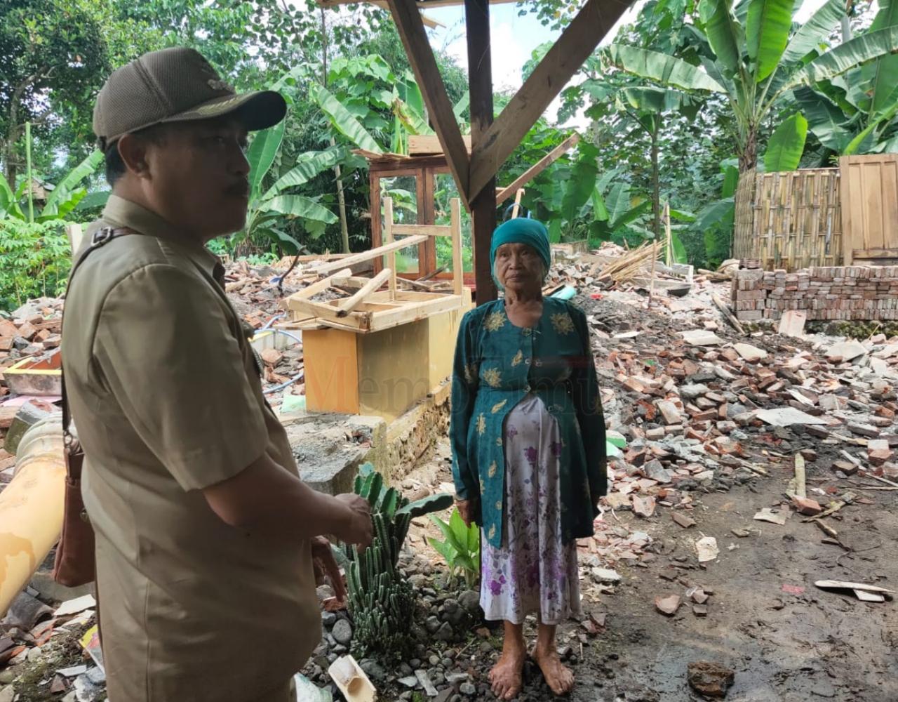 41 Rumah di Gucialit Rusak Akibat Gempa
