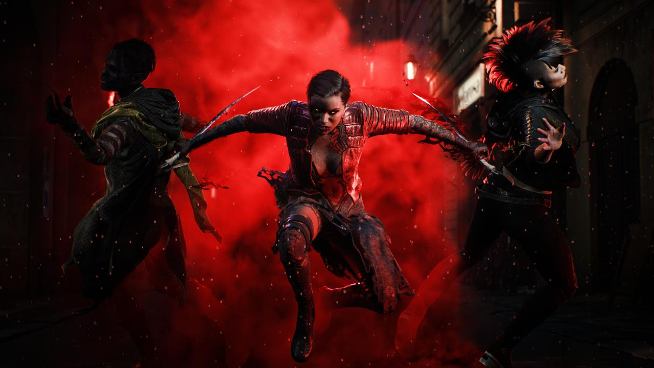 Bloodhunt is a Battle Royale Set in the Vampire: The Masquerade Universe