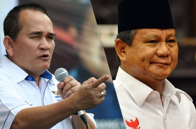 Cuitan Si Poltak ke Prabowo Panaskan Emas Pencak Silat