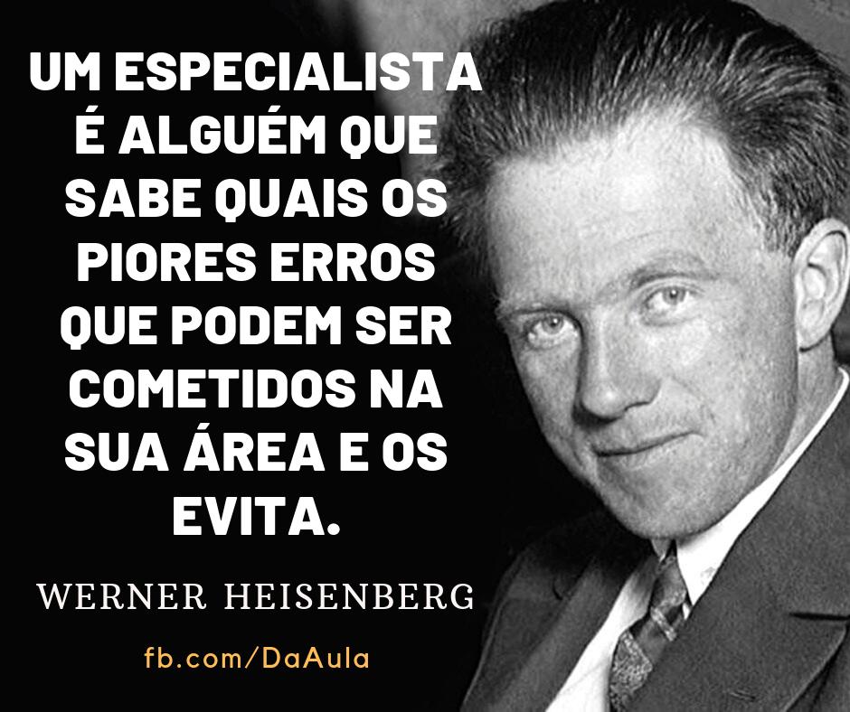 Quem foi Werner Heisenberg