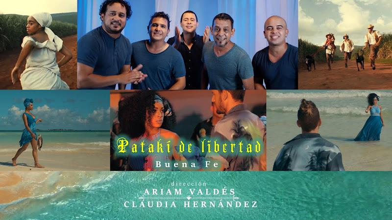 Buena Fe - ¨Patakí de libertad¨ - Videoclip - Dirección: Ariam Valdés - Claudia Hernández. Portal Del Vídeo Clip Cubano