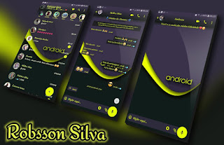 Android Theme For YOWhatsApp & Fouad WhatsApp By Robsson