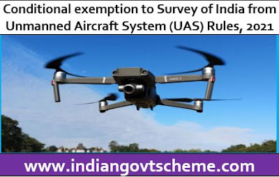 Survey of India to use drones