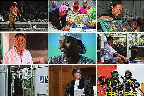 United Nations Public Service Awards (UNPSA) 2021