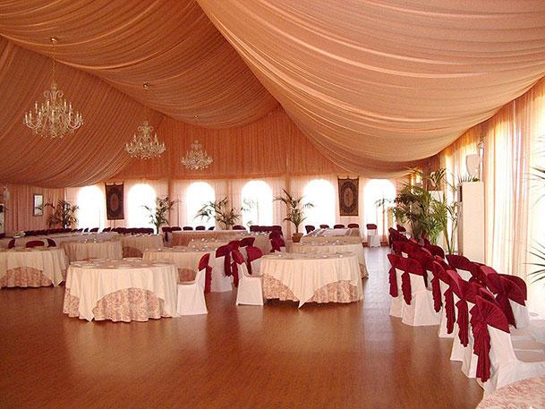 velum decorativo para bodas zaragoza