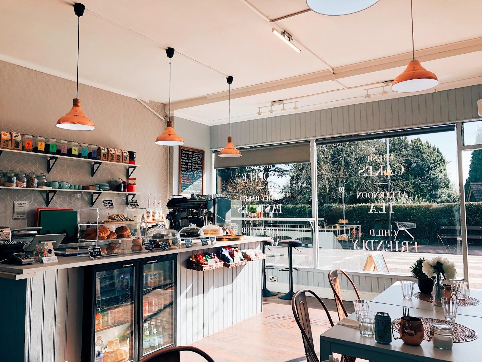 Aymi Café, St Albans