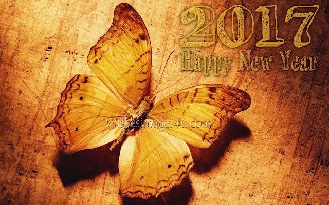 Happy New Year 2017 3D Images Download For Desktop/pc
