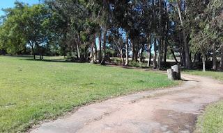 Parque de Merendas do samouco