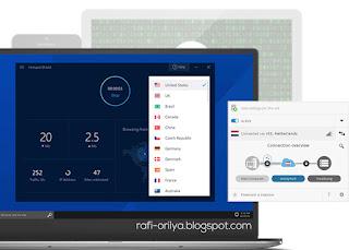 Inilah Software untuk Mengakses Internet dengan Cepat, Aman dan Akses Semua Situs