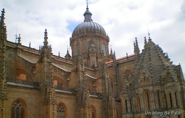 Catedral de Salamanca - Excursiones desde Madrid