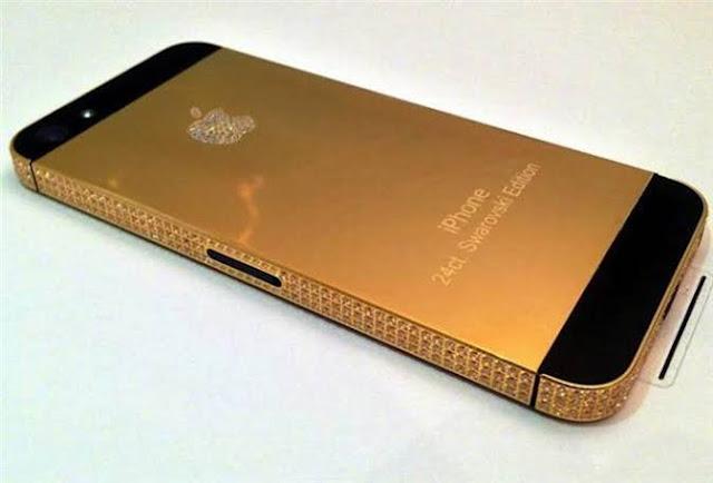 Handphone Harga Termahal
