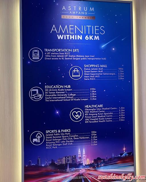 Astrum Ampang, Property Development, SOHO Transit, TOD Concept, HOPSCA blueprint, Setia Awan Group, Datum Mall, Jelatek LRT, Property, Lifestyle