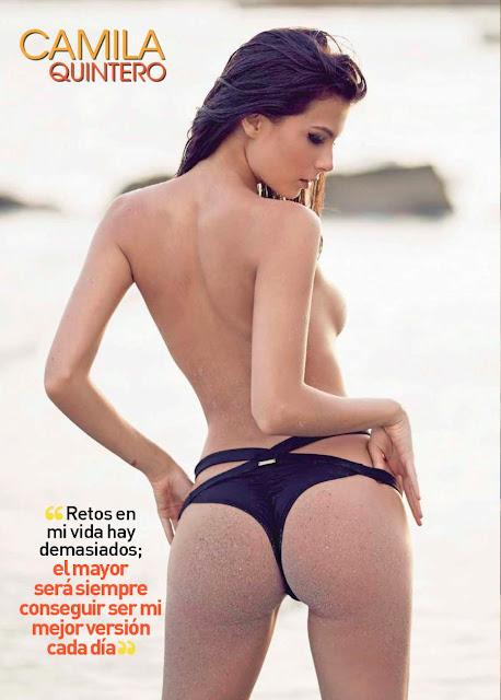 Camila Quintero tanga