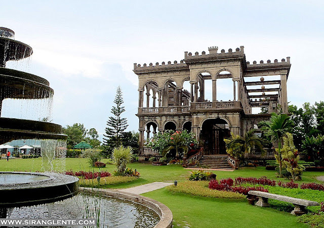 tourist attractions in Talisay City, Negros Occidental