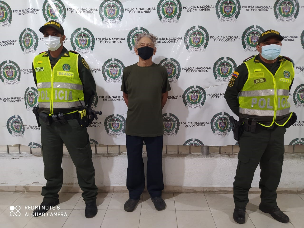 hoyennoticia.com, Jíbaro de 72 años con casa por cárcel lo pillaron violando la medida de aseguramiento