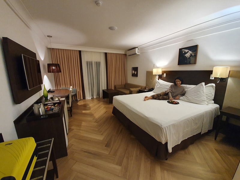 Foz do Iguaçu hotel de luxo